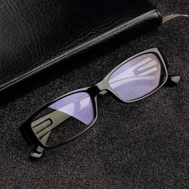 Practical Computer Goggles Radiation Resistant Glasses Anti Fatigue Eye Protection Plastic Lens  Women Men Cheap reading glasses