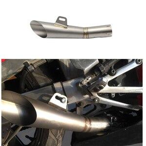 Image 5 - ZSDTRP 51 مللي متر العالمي للدراجات النارية الترابية دراجة HP GP العادم الهروب تعديل سكوتر akrapovic العادم دثر ل قبالة الطريق موتوكروس