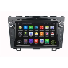 Android 5.1.1GPS Navigatiion Car DVD Player FOR Honda CRV CR-V 2006 – 2011 with Radio BT USB SD MP3 AUX Map Stereo Audio WIFI