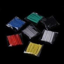 70 Pcs 7 Colors 3 0mm Heat Shrink Tube Retardant Polyolefins 2 1 Tubing Wrap Sleeve