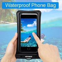 Hot Summer Waterproof Airbag Mobile Phone Bag For IPhone 5 6 7 Plus SAMSUNG Huawei Armband