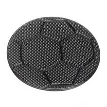 Key Mobile Phone Holder Anti Slip Mat For MP3 MP4 PDA Sticky Pad Silicone Car Dashboard Holder Non Slip Football Black