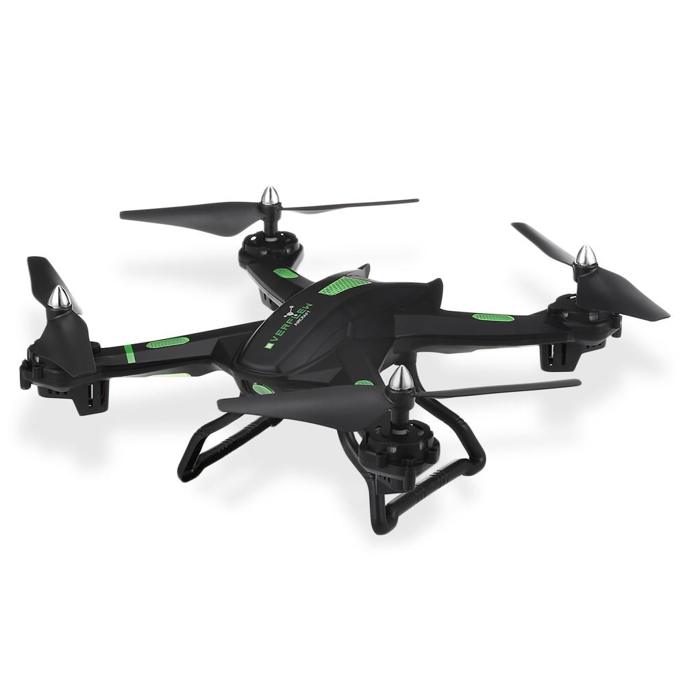 S5 Quadcopter RC Quadcopters 2,4g 4CH 6 eje Gyro sin cabeza modo alto 3D ilimitado Flip Drone Dron con luces LED RTF regalos