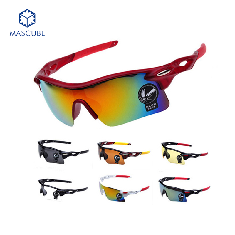oakley sports glasses 0a7z  [MASCUBE]New 2016 fashion Sport Sunglasses Eyewear Outdoor men's women's  Trend Mirrors glasses UV