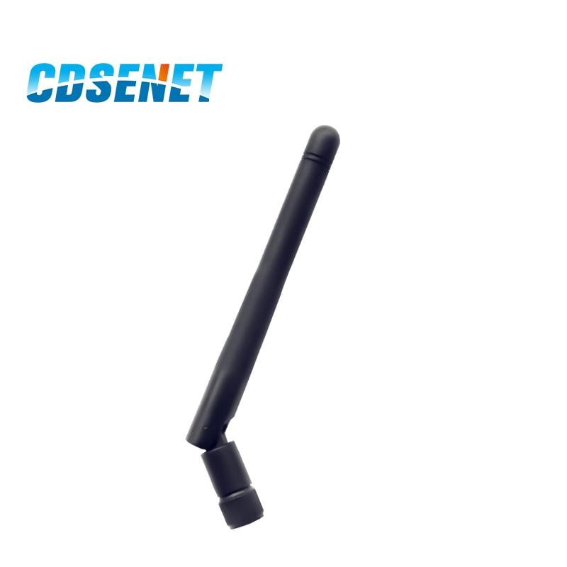 Image 3 - 4Pc 433MHz Rubber Antenna Omnidirectional Anten TX433 JK 11  2.5dBi Flexible SMA Connector 433 MHz Omni Antenna for communication-in  Communications Antennas from Cellphones
