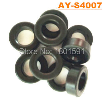 free shipping 500pieces  fuel injection Corrugated rubber seals o-ring  size16*9*5.86mm  for oem 23250-0c020(AY-S4007) rubber seals for fluid and hydraulic systems