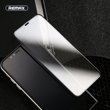 REMAX Full Cover Tempered Glass for iPhone X Xs Phone Screen Protector 3D Film Protective Glass for iPhone Xs Max on iPhone XR