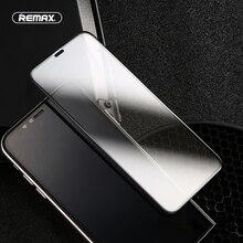 Remaxフルカバー強化ガラスx xs電話スクリーンプロテクター3Dフィルム保護iphone xs最大iphone 12