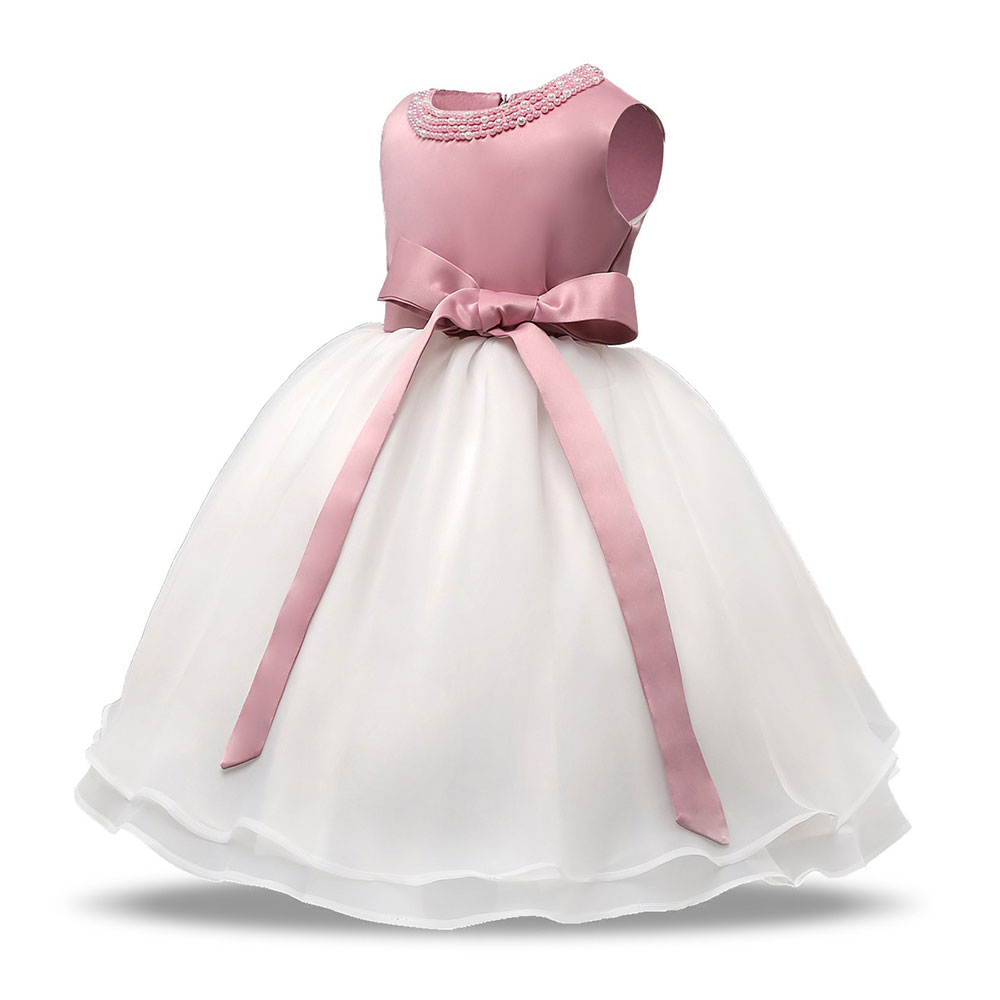 99dd608f7 Newborn Princess Girl Tutu Infant Dress Gorgeous Christening Gown ...