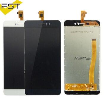 100% testé bien noir/blanc pour BluBoo Picasso 4G écran LCD + écran tactile numériseur assemblée 5 pouces remplacement + outils gratuits