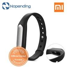 Новый Оригинальный Сяо Mi band 1 s браслет сердечного ритма miband монитор Tracker умный фитнес-браслет для iOS и Android 6S 5S телефон