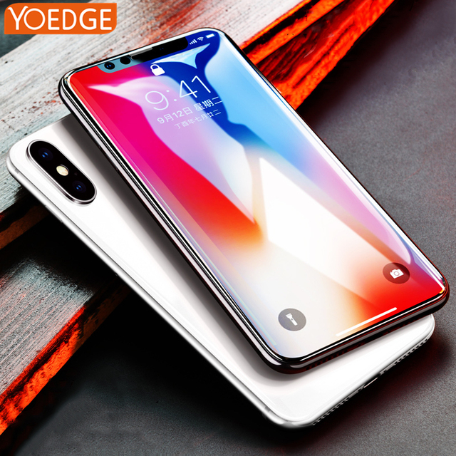 coque iphone x plus verre trempé