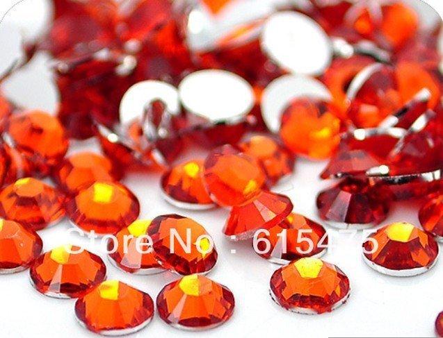 3mm Hyacinth Cor SS10 strass Resina cristal flatback, Frete Grátis 100,000 pçs/saco