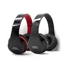 Pliable Sans Fil fone de ouvido Bluetooth Bandeau Casque Écouteur Stéréo Sport Mains Libres auriculares Casque Microphone