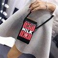 Famous Brand Women Handbag Mini Lady Character Design Milk Box Milk Bags Bolsas Feminina Crossbody Bag for Women 4 colors