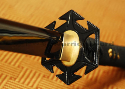 Japanese Ninja sword Full Tang Sharp Handmade