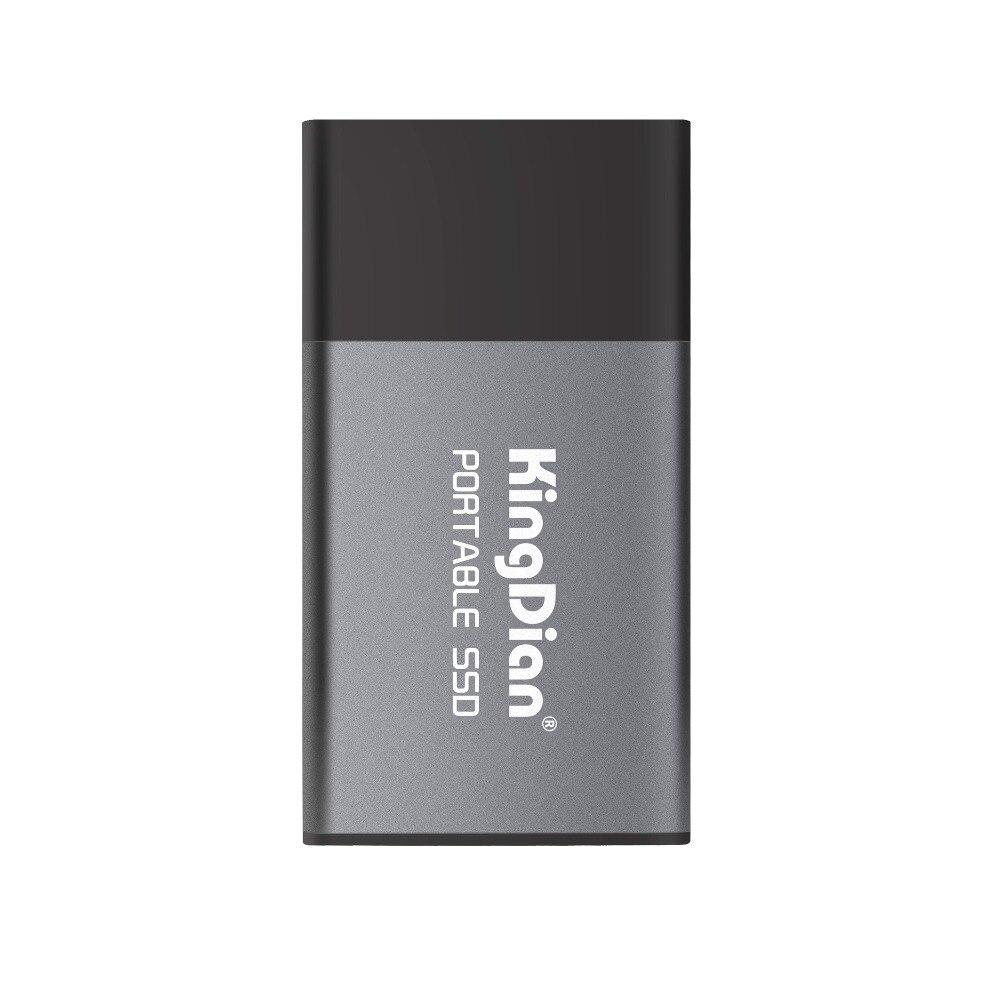 KingDian External SSD External Type C Portable SSD USB Externo 120GB 240GB 250GB 500GB Solid State