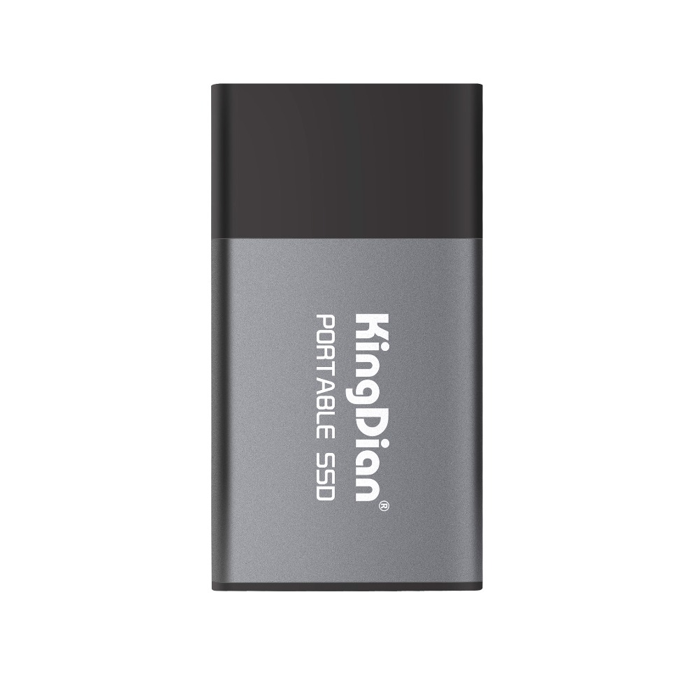 KingDian externe SSD externe Type C Portable SSD USB Externo 120GB 240GB 250GB 500GB disque dur USB 3.1 Disco Duro SSD