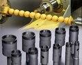 11 STÜCKE JK Hartmetall Perlen Gezackte Klinge Perlen Schleifen Messer für Perlen drehmaschine Für Kreissäge-in Werkzeugteile aus Werkzeug bei
