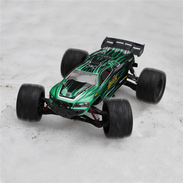 GPTOYS S912 1:12 Scale RC Car Wireless 2.4G 2WD Monster Off-Road Racing Electric Cars Toy Gift for Children 2