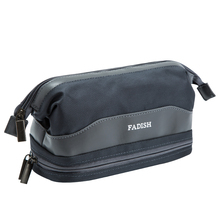 ZW040 Fashion Men بسته سفر لوازم آرایشی و بهداشتی کیسه حمام کیف مسافرت کیف مسافرتی 23 * 13 * 15cm