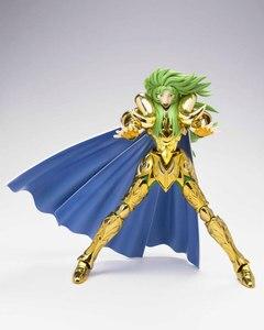 "Image 4 - ""Saint Seiya"" Originele Bandai Tamashii Naties Saint Doek Mythe Ex Action Figure   Aries Shion Heilige Oorlog Versie"