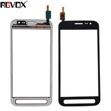 купить New Front Panel For Samsung Galaxy Xcover 4 SM-G390F G390 Touch Screen Sensor Digitizer Outer Replacement Glass по цене 359.52 рублей