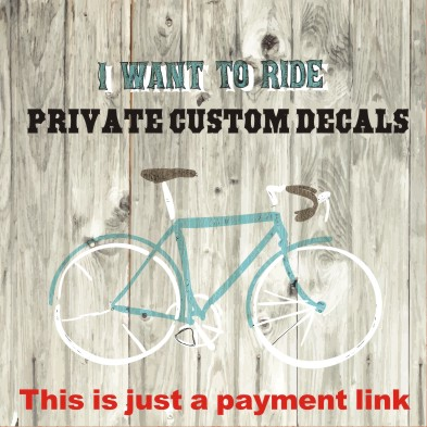 Bicycle stickers Customized road bike mountain bike wheel rim decals custom 2018 new brand bicycle frame stickers mtb dh cycling road ride decals bike frame decorative decals racing diy name stickers