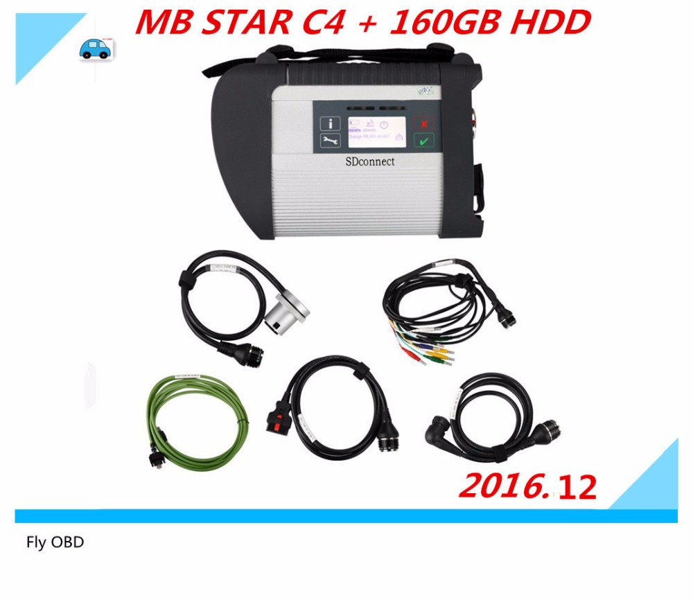 Top quality for mb star c4 sd connect star diagnosis for Best mercedes benz diagnostic tool