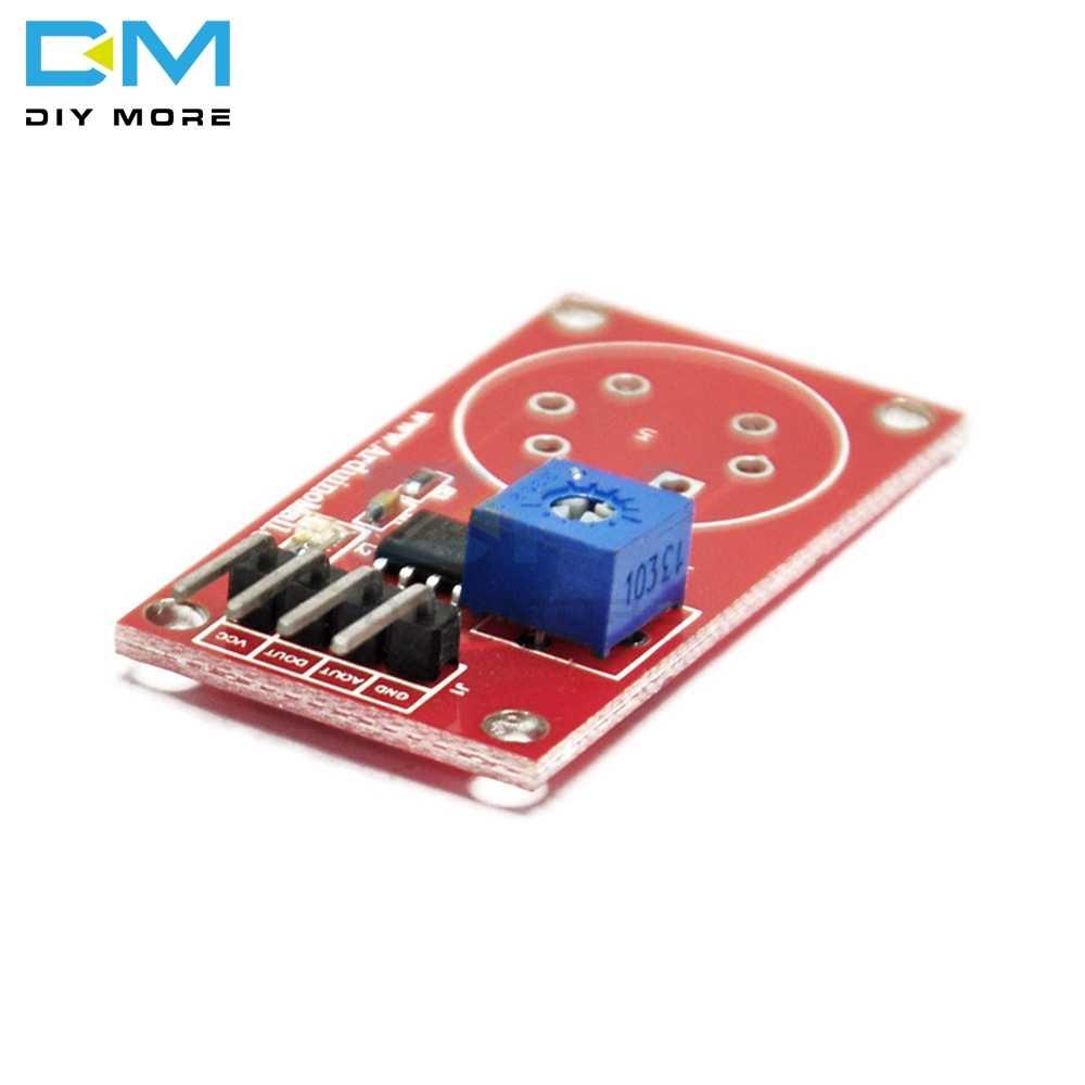 Nodemcu Gas Sensor Mq2