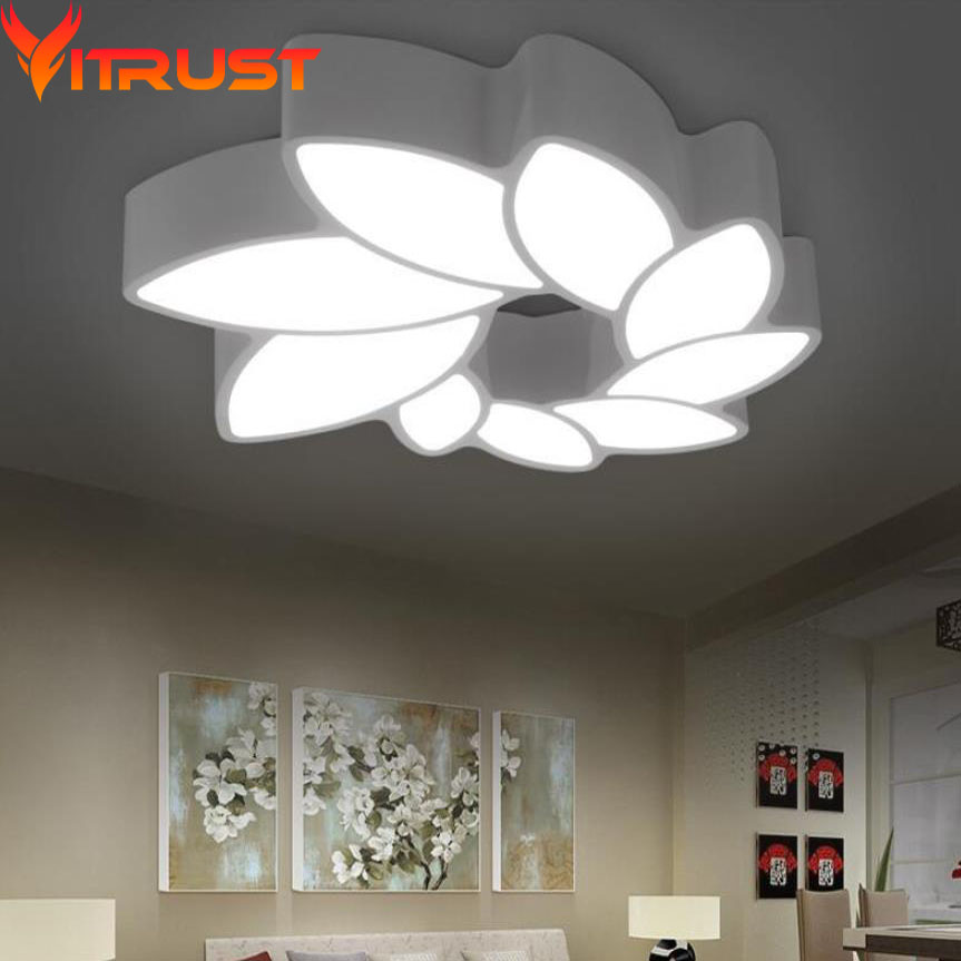homeModern Bedroom Lampara Plafonnier 83 Living Luminaria in teto 38OFF Lamps Room Luminarias LED Ceiling Lighting Fixture techo US125 lights para W9IH2YbeED
