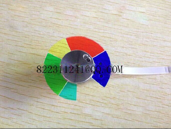 ФОТО NEW original Projector Color Wheel for Optoma E521  Projector Color wheel