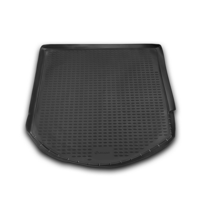 Trunk mat for Ford Mondeo 2007-2014 trunk mat floor rugs non slip polyurethane dirt protection interior trunk car styling win max wmf09853 comfortable polyester non slip yoga mat towel pink