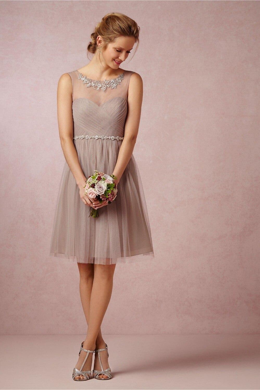Vestidos de Novia Pastel Coincidentes baratos Vestidos de Dama de ...