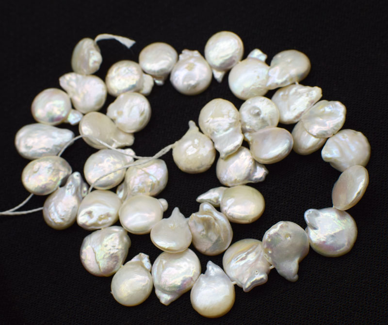 loose beads white drop 15-20mm  freshwater pearl  14  for DIY jewelry making FPPJ wholesale beads nature  loose beads white drop 15-20mm  freshwater pearl  14  for DIY jewelry making FPPJ wholesale beads nature