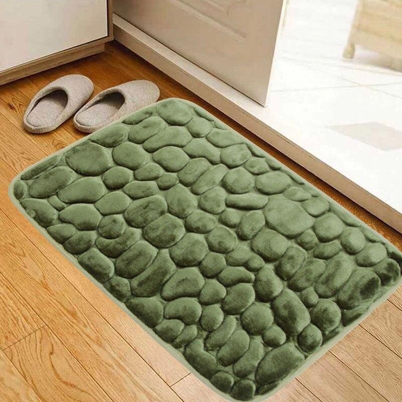flanelle épaisse pour non - dérapant tapis absorbants ikea zakka