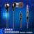 Rillpac CE10 Isolamento de Ruído fone de Ouvido Estéreo Fones De Ouvido De Metal Cerâmica de Construção de Alta Fidelidade Fones de Ouvido Da Marca Fone de Ouvido para o telefone móvel