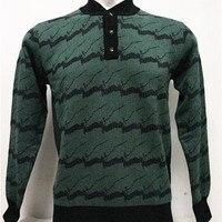 Лидер продаж Мода 2017 г. Для мужчин свитер для повседневной носки для осень зима вязаный кашемировый пуловер свитер dl1359r