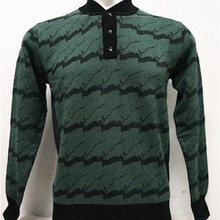 Hot Sale 2017 Fashion Men Casual Sweater for Autumn and Winter Knitted Cashmere Pullover Sweater – DL1359R