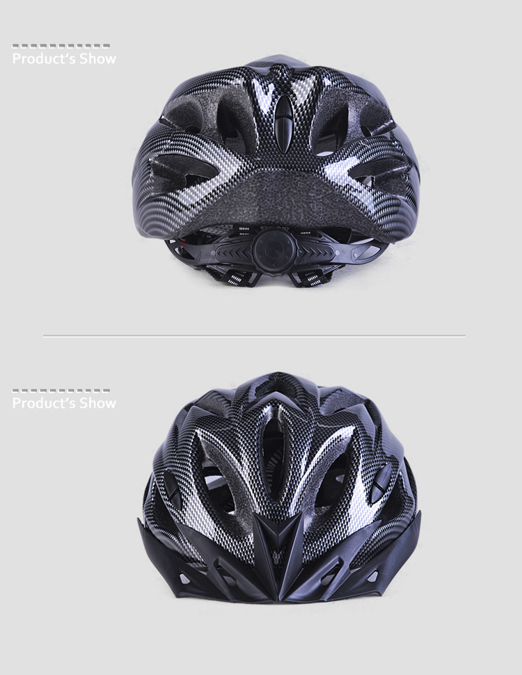 220g Ultralight Bicycle Helmet CE Certification Cycling Helmet In-mold Bike Safety Helmet Casco Ciclismo 56-62 CM-18