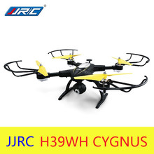 Original JJR/C H39WH CYGNUS Foldable RC Drone RTF WiFi FPV 720P HD / Air Press Altitude Hold / Headless Mode Helicopter
