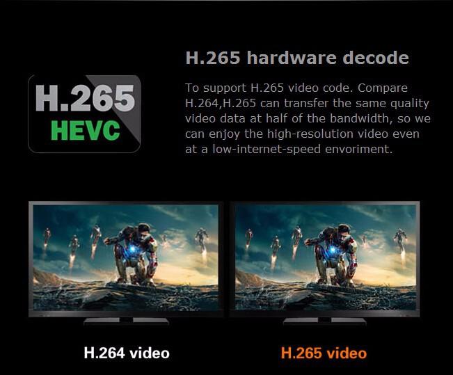 HEVC H.265 Vedio