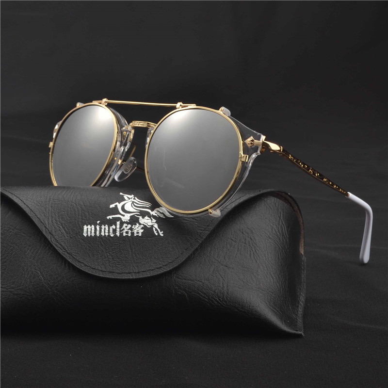 aaef1538c62 Detail Feedback Questions about MINCL Men Myopia sunglasses Clip ...