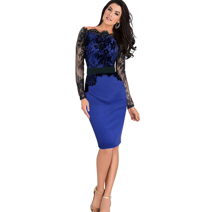 Plus Size Elegant Mother Of The Bride Wear to Wedding Party Dress ...