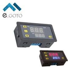 12 В сроки задержки реле модуль цикл таймер цифровой светодиодный двойной Дисплей 0-999 h