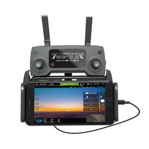 Image 3 - PGYTECH สำหรับ DJI Mavic MINI AIR 2 Pro ZOOM Spark รีโมทคอนโทรล 7 10 Pad ผู้ถือโทรศัพท์มือถือแบนวงเล็บ tablte stander