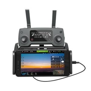 Image 3 - PGYTECH For DJI Mavic Mini Air 2 Pro Zoom Spark remote control 7 10 Pad Mobile Phone Holder Flat Bracket tablte stander