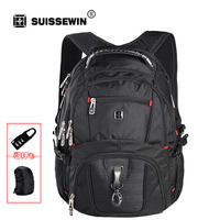 Suissewin Laptop Backpack Sac A Dos High Quality 15 6 Laptop Bag Men S Business Travel