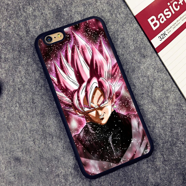 Goku Super Saiyan iPhone Case