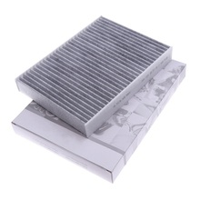 Cabin Filter For SEAT Mii SKODA CITIGO Volkswagen UP 1.0 EcoFuel Model 2011 2012 2013 2014 2017 2018 1Pcs Filter Car Accessories